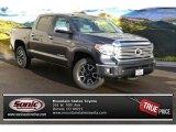 2015 Magnetic Gray Metallic Toyota Tundra Limited CrewMax 4x4 #99987603
