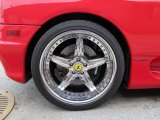 Ferrari 360 2000 Wheels and Tires