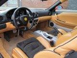 2000 Ferrari 360 Interiors