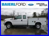 2015 Oxford White Ford F250 Super Duty XL Super Cab 4x4 Utility #99987738