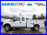 2015 Oxford White Ford F250 Super Duty XL Super Cab 4x4 Utility #99987737