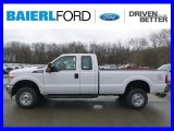 2015 Oxford White Ford F250 Super Duty XL Super Cab 4x4 #99987734