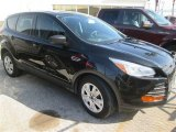 2013 Tuxedo Black Metallic Ford Escape S #99987816