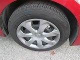 Mazda MAZDA3 2014 Wheels and Tires