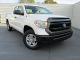 2015 Toyota Tundra SR Double Cab Data, Info and Specs