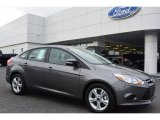 2014 Sterling Gray Ford Focus SE Sedan #100027858