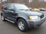 2003 Ford Escape Aspen Green Metallic