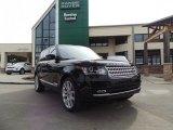 2013 Santorini Black Metallic Land Rover Range Rover Supercharged LR V8 #100028152