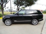 2013 Land Rover Range Rover Supercharged LR V8 Data, Info and Specs