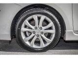 Mazda MAZDA3 2011 Wheels and Tires