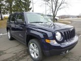 2015 Jeep Patriot True Blue Pearl