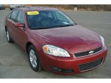 2006 Sport Red Metallic Chevrolet Impala LTZ #100028137