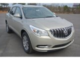 2015 Champagne Silver Metallic Buick Enclave Leather #100028128