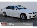 2010 Alpine White BMW 3 Series 335i Convertible #100027977