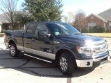 2014 Blue Flame Ford F150 XLT SuperCab #100070104