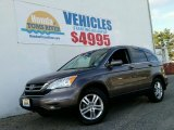 2011 Polished Metal Metallic Honda CR-V EX-L 4WD #100070092