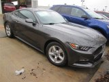 2015 Magnetic Metallic Ford Mustang V6 Coupe #100069667