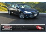 2015 Cosmic Gray Mica Toyota Camry XLE #100069538