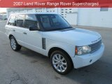 2007 Chawton White Land Rover Range Rover Supercharged #100069826