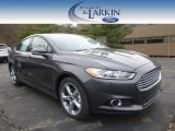 2015 Magnetic Metallic Ford Fusion SE AWD #100104056