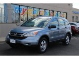 2011 Glacier Blue Metallic Honda CR-V LX 4WD #100104157
