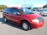 2006 Chrysler Town & Country Inferno Red Pearl