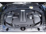 Bentley Flying Spur Engines