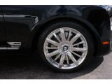 Bentley Mulsanne 2014 Wheels and Tires