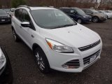 2014 Oxford White Ford Escape SE 2.0L EcoBoost 4WD #100103844