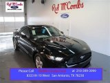 2015 Black Ford Mustang EcoBoost Coupe #100103677
