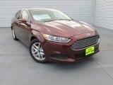2015 Bronze Fire Metallic Ford Fusion SE #100127955