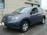 2012 Twilight Blue Metallic Honda CR-V LX 4WD #100128125