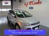 2014 Ingot Silver Ford Escape SE 2.0L EcoBoost #100127774