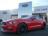 2015 Race Red Ford Mustang GT Premium Coupe #100128066