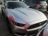 2015 Ingot Silver Metallic Ford Mustang EcoBoost Coupe #100127770