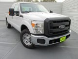2015 Oxford White Ford F250 Super Duty XL Super Cab #100127946