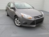 2014 Sterling Gray Ford Focus SE Sedan #100127941