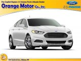2015 Oxford White Ford Fusion SE #100127922