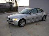 2003 Titanium Silver Metallic BMW 3 Series 325i Sedan #100150