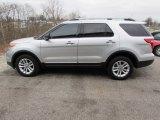 2011 Ingot Silver Metallic Ford Explorer XLT 4WD #100128078