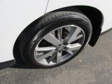 Nissan Pathfinder 2014 Wheels and Tires