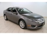 2010 Sterling Grey Metallic Ford Fusion SEL #100128024