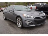 2013 Empire State Gray Hyundai Genesis Coupe 3.8 Track #100157552