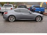 2013 Hyundai Genesis Coupe Empire State Gray