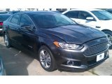 Magnetic Metallic Ford Fusion in 2015