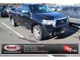 2007 Black Toyota Tundra Limited Double Cab 4x4 #100157276