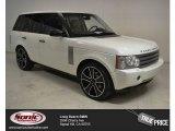 2007 Chawton White Land Rover Range Rover HSE #100157538