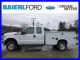2015 Oxford White Ford F250 Super Duty XL Super Cab 4x4 Utility #100157324