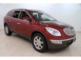 2009 Red Jewel Tintcoat Buick Enclave CXL AWD #100157664