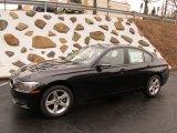 2015 Jet Black BMW 3 Series 320i xDrive Sedan #100190890